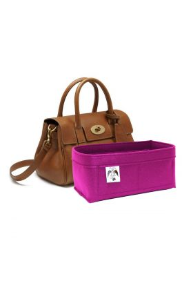 Liner for Small Bayswater Satchel - Hot Magenta