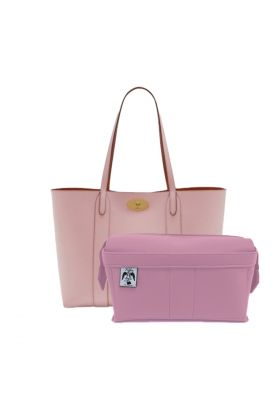 Liner for Bayswater Tote - Whisper Pink (Zip Top)